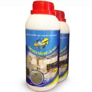 Smart Cleaner Chất Tẩy Dầu Mỡ Máy Hút Mùi